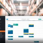 Warehouse modernization with a time window software?
